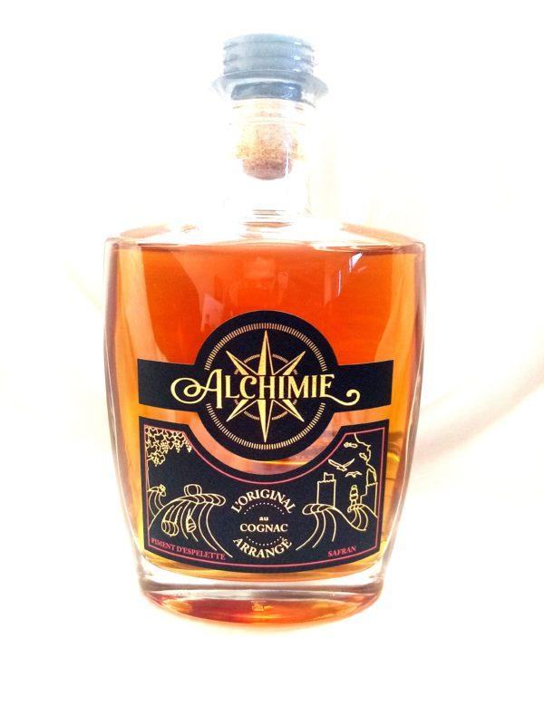 Cognac Piment Espelette Bio AOC Safran Marennes Oléron